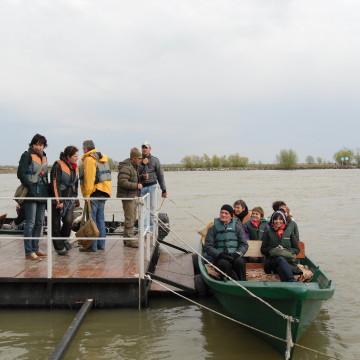 La diversité comme facteur de développement ? Réflexions autour des rencontres Rural'Est dans le Delta du Danube.