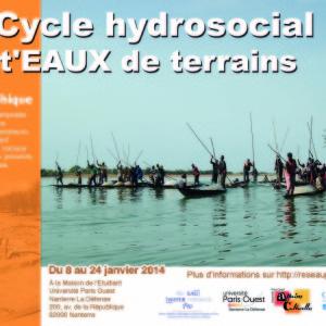 Le cycle hydrosocial : phot'eaux de terrains