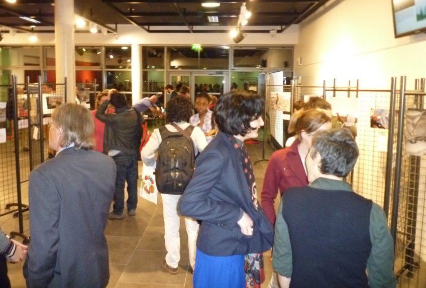 Laurent Anstett : CR expo Phot'EAUX et vernissage