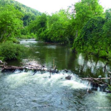 Petite hydroélectricité au Laos
