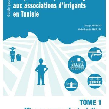Publication. Guide pour l'action : transfert de la gestion des périmètres publics irrigués aux associations d'irrigants en Tunisie.