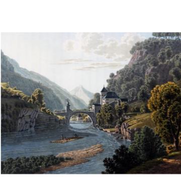 Colloque : «Le Rhône : crues, art et littérature»