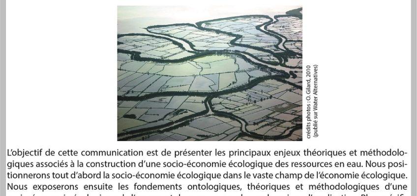 Apér-EAU scientifique – 27 mars – Invité : Olivier Petit
