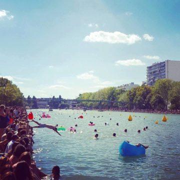 Appel à candidature pour un stage de 2 mois sur la baignade urbaine en Ile de France – Été 2018