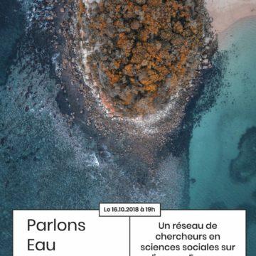 Apér-EAU scientifique (1/6) : «Parlons eau !» –
