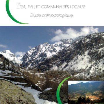 Parution livre de Hind SABRI : «Les communautés de la Vesubie. État, Eau et Communautés Locales Étude Anthropologique»