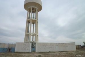 Zaafriya, gouvernorat de Sidi Bouzid, Tunisie, avril 2012