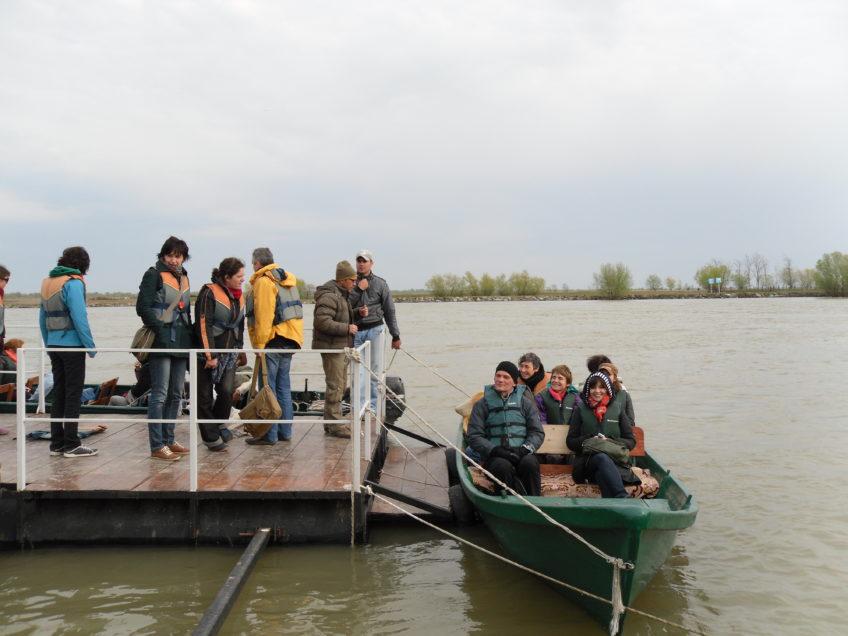 Veronia Mitroi : La diversité comme facteur de développement ? Réflexions autour des rencontres Rural'Est dans le Delta du Danube.