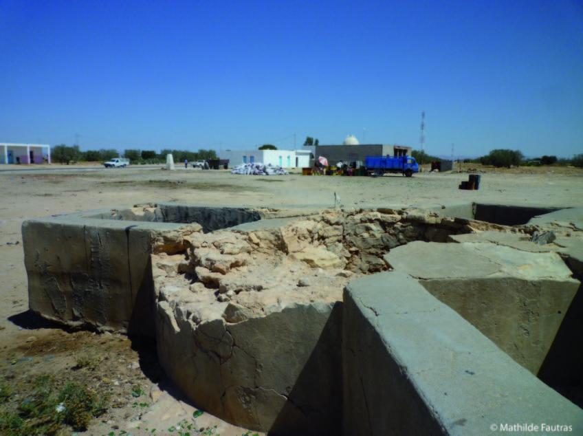 Mathilde Fautras : Les puits, éléments structurants de l'espace à Regueb (Tunisie)