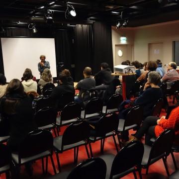 Mathilde Fautras : Retour sur Apér-EAU – Projection de Gabès Labess