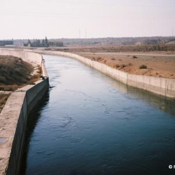 Roman-Oliver Foy : Une entrée pour 20000 ha, le contrôle de l'eau au service du pouvoir en Syrie