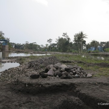Caroline Sarrazin : Les menaces des lahars sur la ressource en eau, entre vulnérabilité et adaptation des populations du volcan Merapi (île de Java, Indonésie)