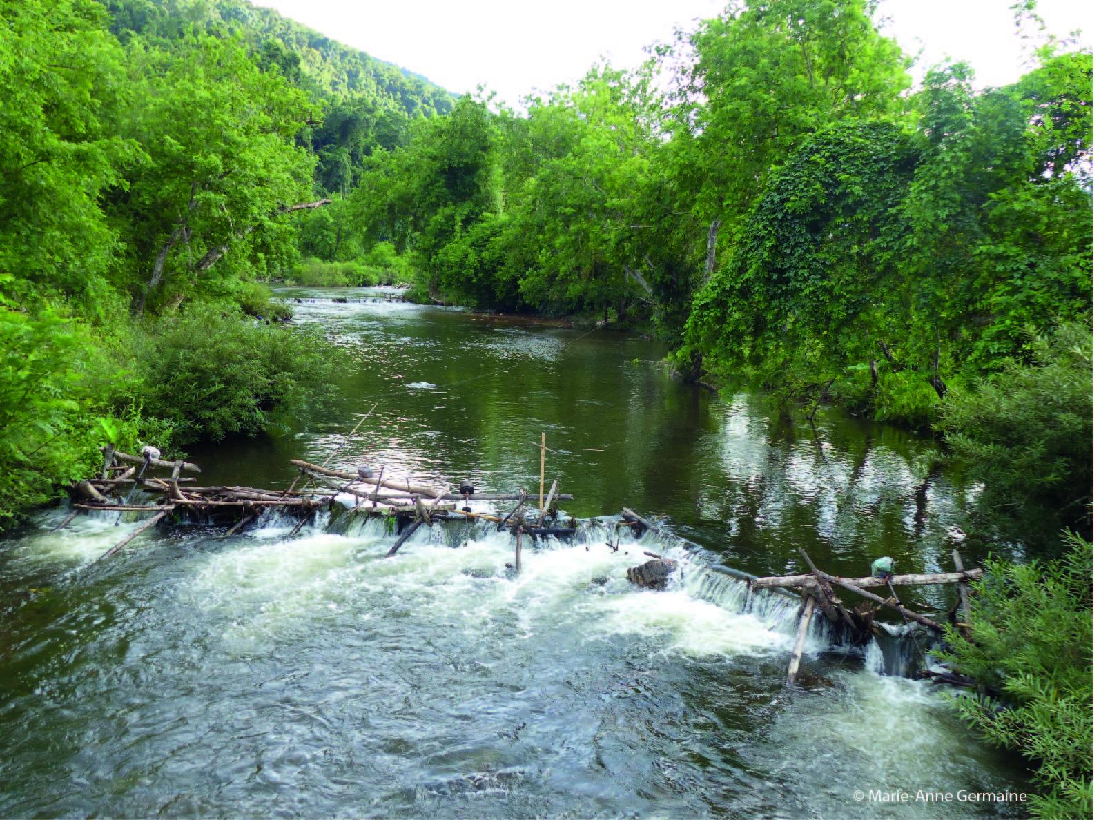 reseau p10 laos barrages