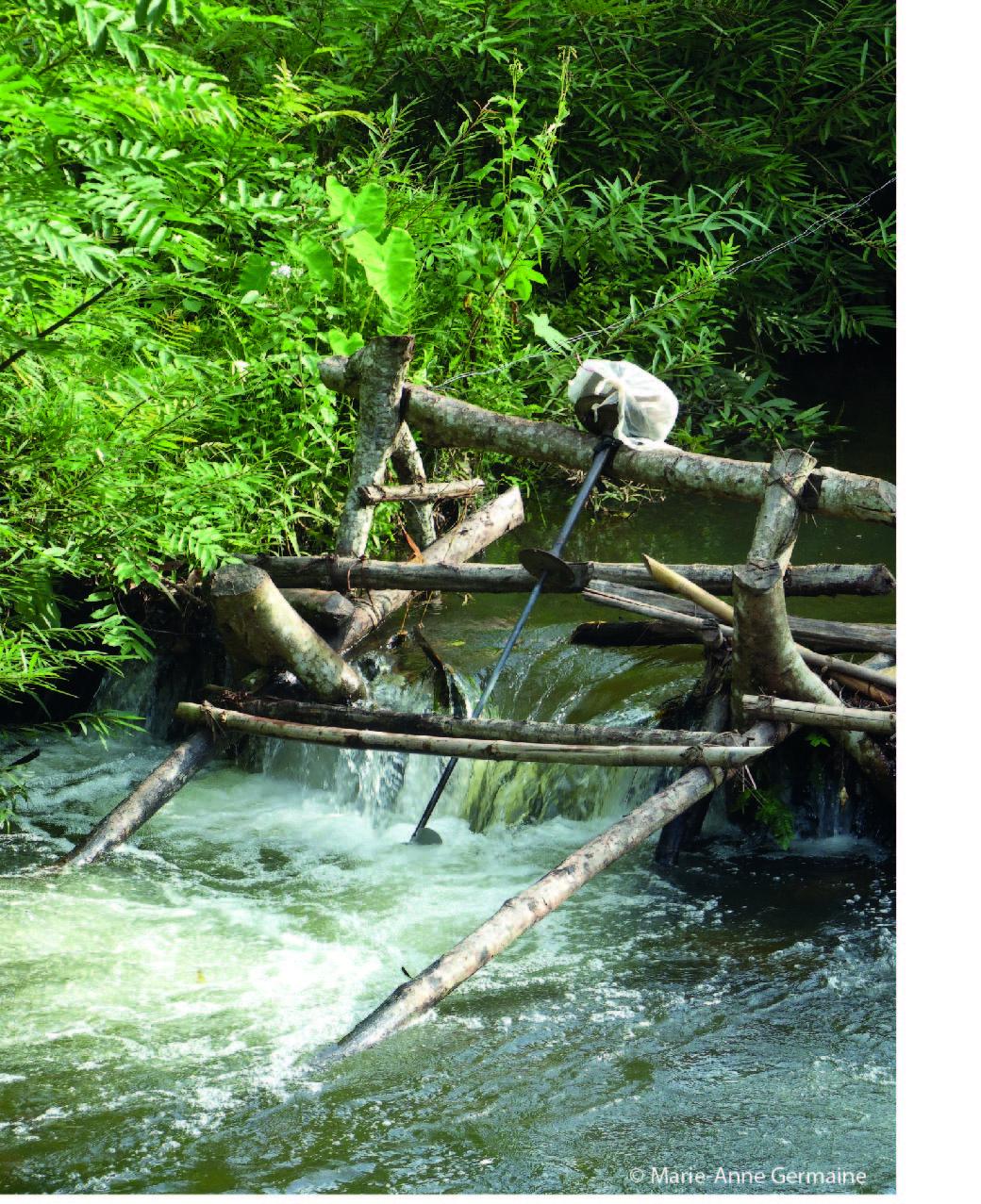 réseau P10 laos barrages