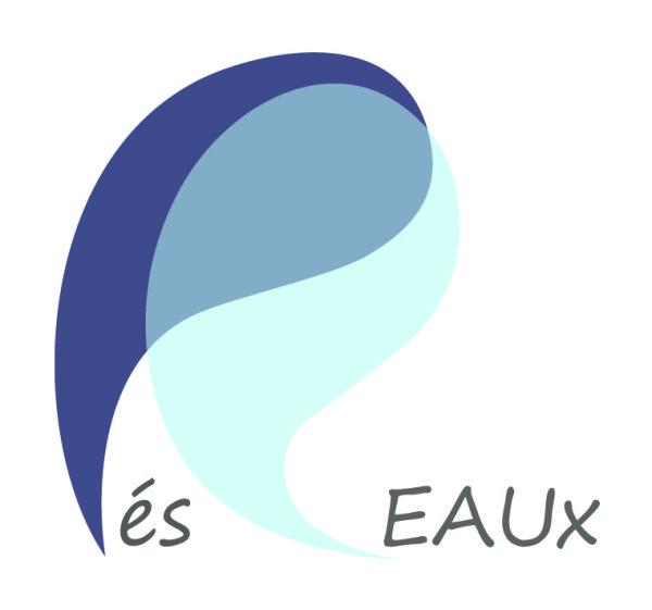 Le Rés-EAUx fait peau neuve! (site et logo)