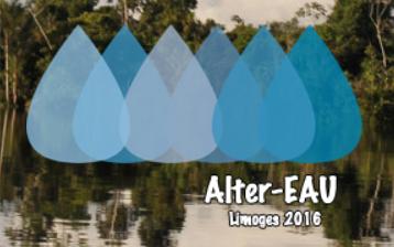 Programme – Colloque Alter-Eau – Limoges 16 au 18 novembre 2016