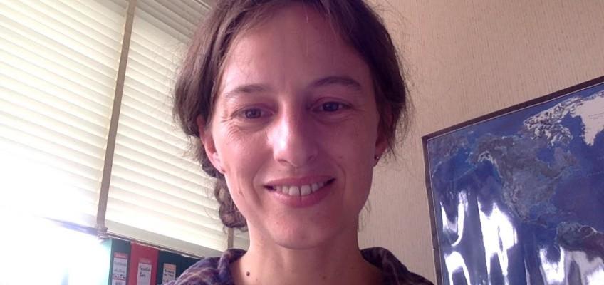 Bienvenue à la nouvelle membre du Rés-EAUx : Alix Levain