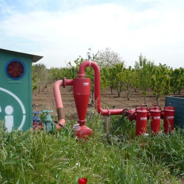 Selin Le Visage : Coopératives d'irrigation à Kemalpaşa et gestion collective de l'eau souterraine (Izmir, Turquie)