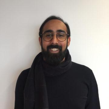 Bienvenue au nouveau membre du Rés-EAUx : Vincent Chinta!