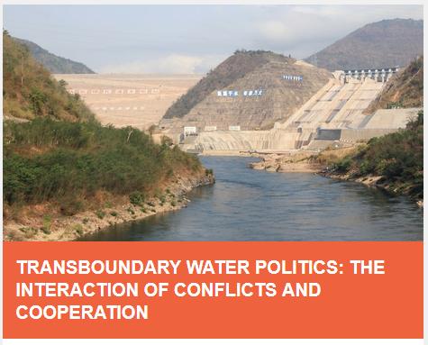 Séminaire : «Transboundary Water Politics», CERI, 17 MAI 2017