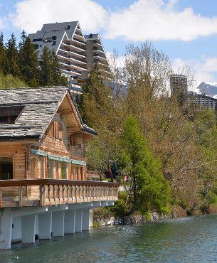 Colloque «Eau et Tourisme», Sion/Sierre (Valais/Suisse), 9 et 10 novembre 2017