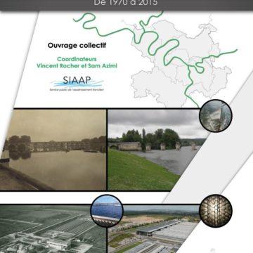 Sortie d'ouvrage : «Évolution de la qualité de la Seine en lien avec les progrès d'assainissement (de 1970 à 2015)»