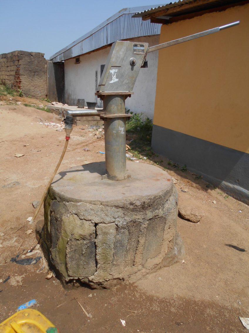 Jules Gabin Kouiye : Puits public, puits privé : Des moyens d'appoint d'approvisionnement en eau des ménages de Ngaoundéré