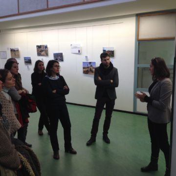 Retour sur l'inauguration de l'expo photo à l'UPEC