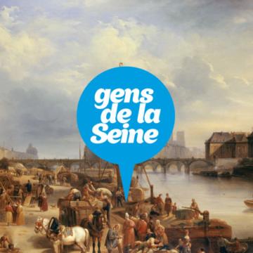 Parcours sonore – «Gens de la Seine» – Approche historiographique du fleuve à Paris au 18è siècle – Isabelle BACKOUCHE