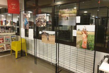Lina Ben Dris et Nicolas Verhaeghe : CR de l'expo photo aux Jours 2 l'eau à Miramas