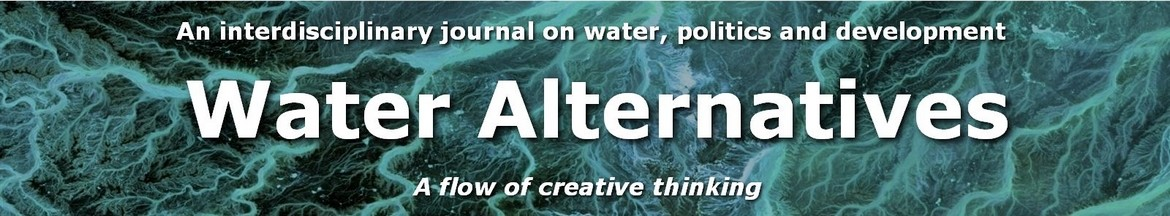 Call for papers from Water Alternatives Journal : Assessing 20 years of Water Framework Directive
