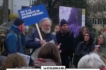1er Apér-EAU scientifique de la saison 2019-2020 :  «Comment l'eau est entrée en politique à Bruxelles ?» par Dominique NALPAS