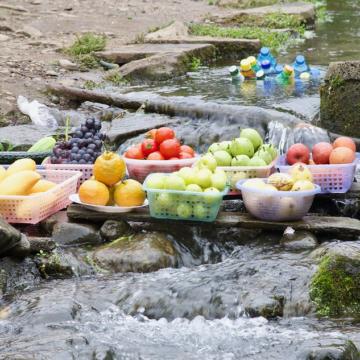 Phot'eau insolite de la semaine : «Natural cooling 'system' near Tengchong»