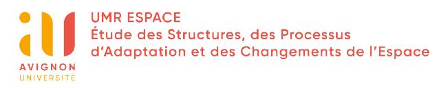 Offre de stage : «Offre de stage 6 mois – Evaluation de la culture du risque inondation»