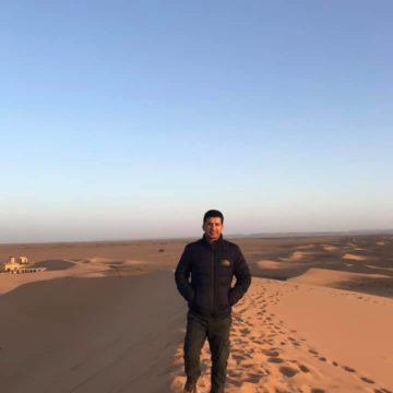 Bienvenue au nouveau membre du Rés-EAUx : Abdelghani Qadem!