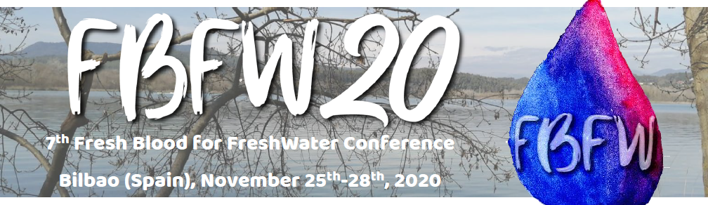Call for contribution : «7th FBFW Fresh Blood for Freshwater Conference»